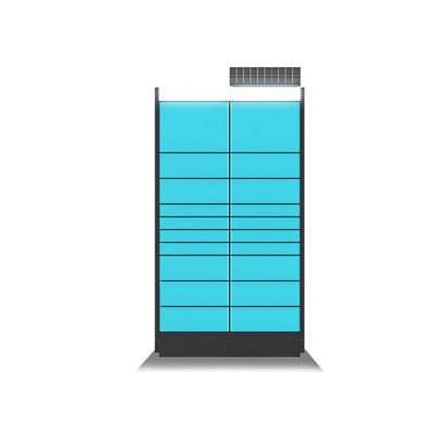 Bluetooth Parcel Locker With Solar Power Option